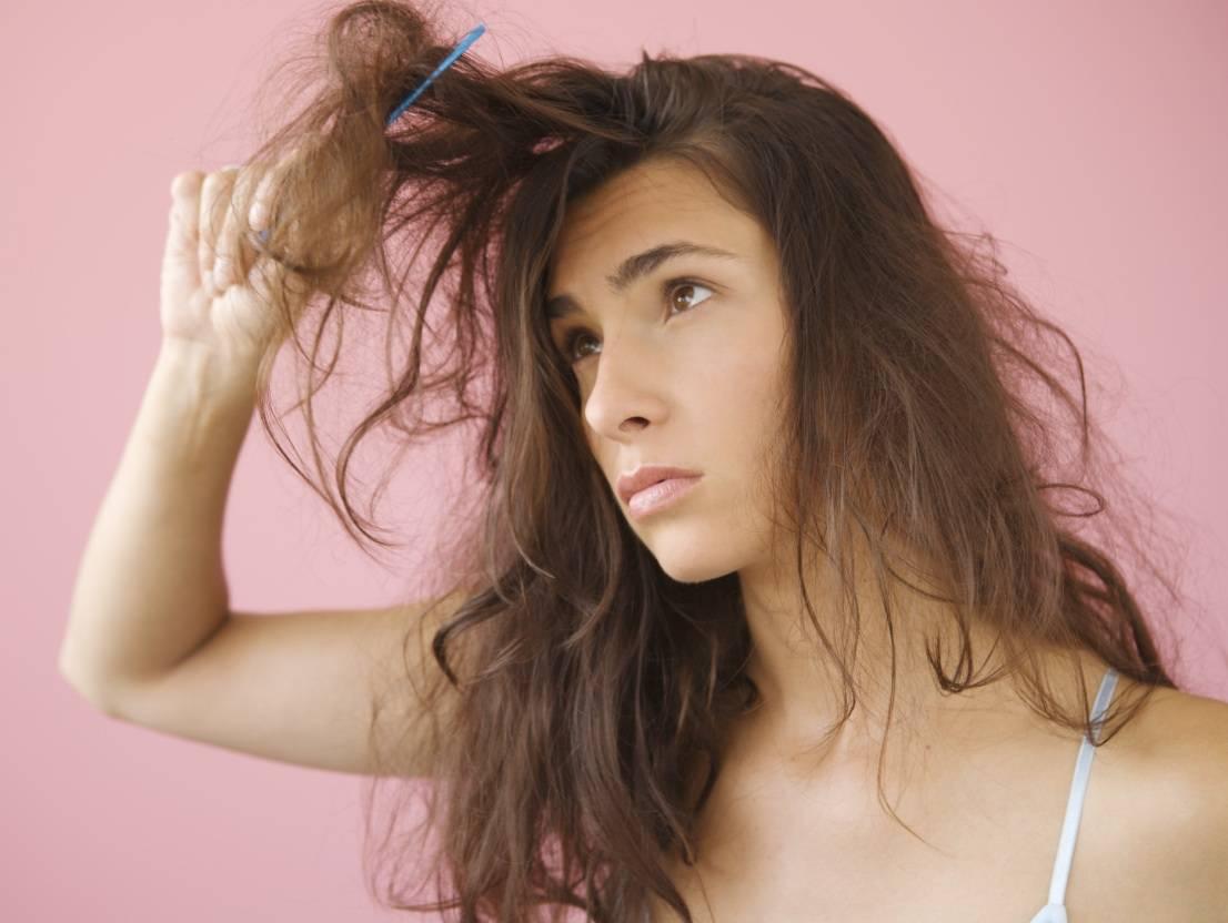 Несколько советов обладательницам сухих волос
