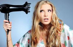 Как правильно укладывать волосы диффузором