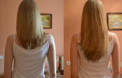 Как самой сделать волосы длиннее