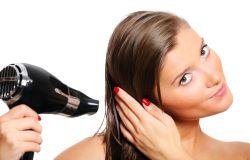 Как быстро высушить волосы после мытья?