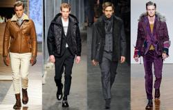 Цветы, гномы и пастель. Выбираем мужские куртки на осень 2015 года