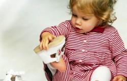 Как устроить совместную покупку детской обуви