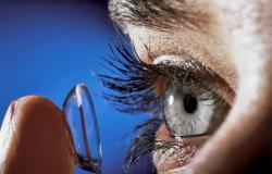 Правильное ношение контактных линз