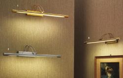 Создаем уютную атмосферу в доме с помощью подсветок для картин