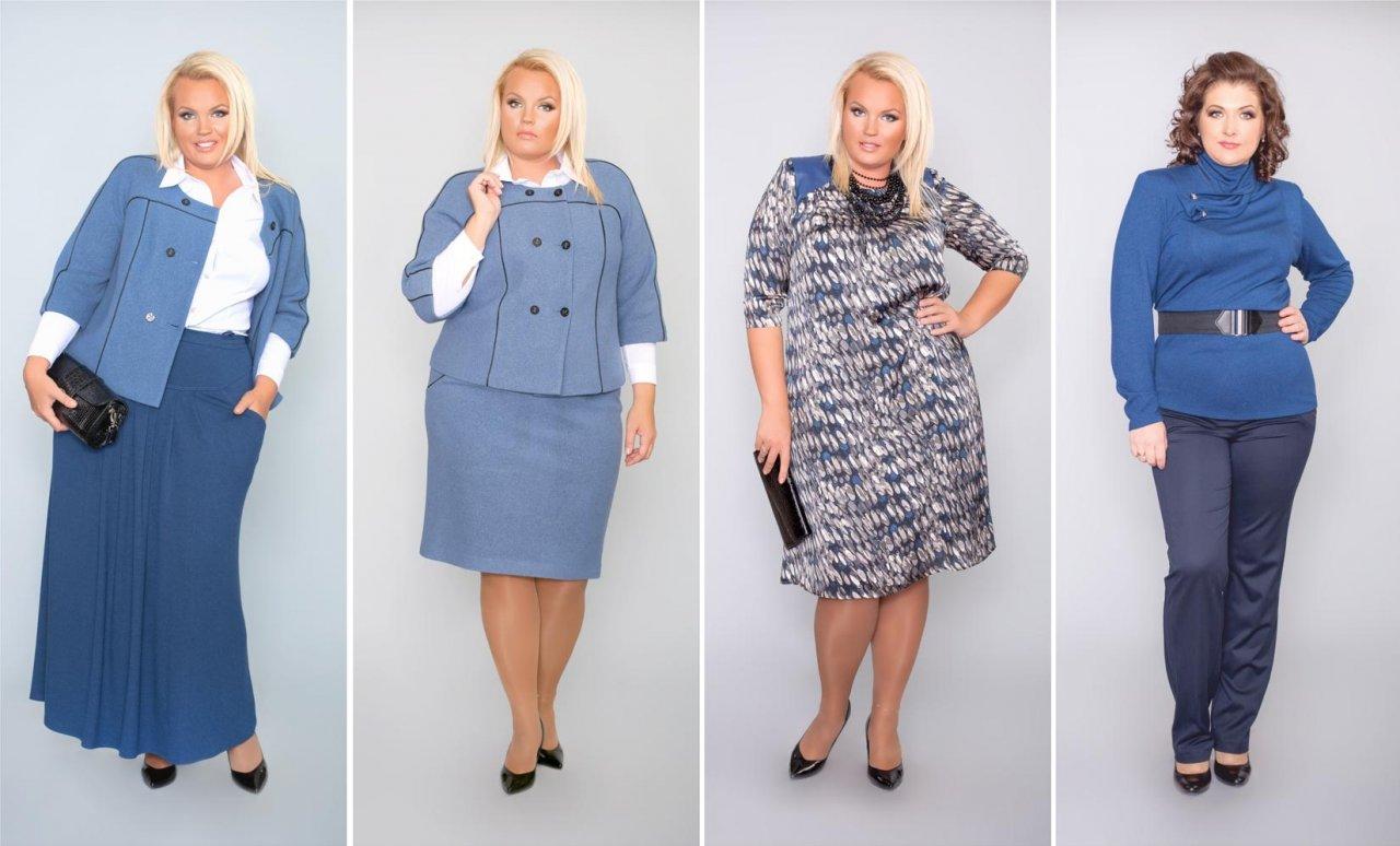Сеть магазинов женской одежды больших размеров 174176253c4