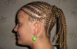 Афрокосички – выбор смелых дам