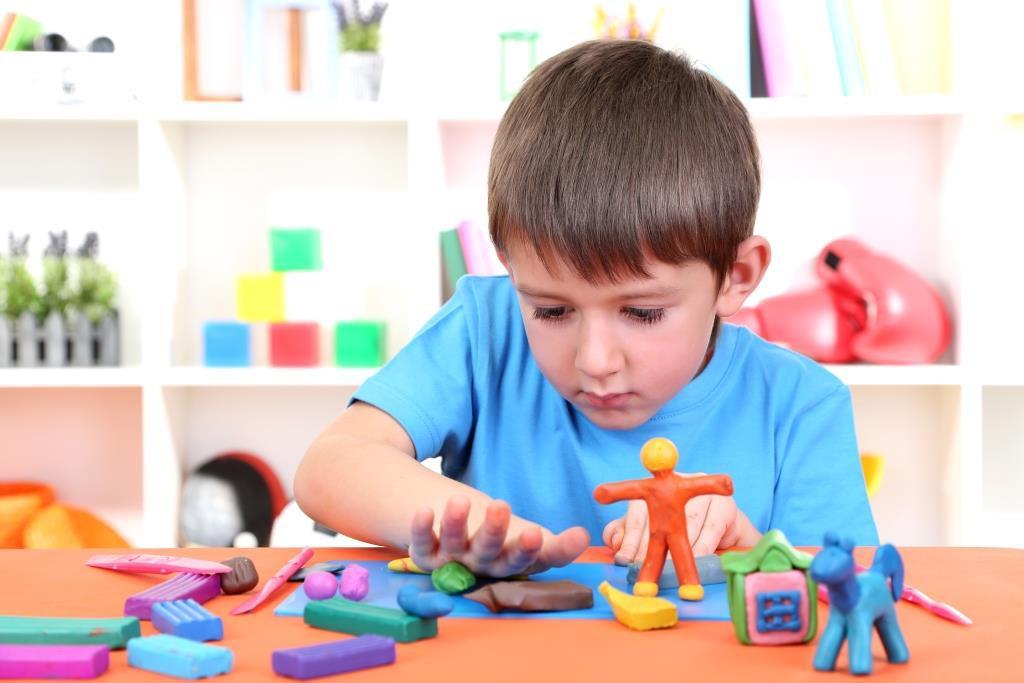 Пластилин для детей своими руками детям от 1 года