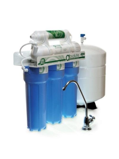 Фильтры для воды как атрибут любого дома