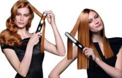 Утюжок для волос – идеально ровные и блестящие локоны