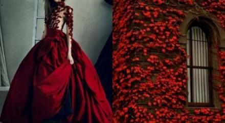 Элегантные и роскошные красные платья: как выбирать и с чем носить?