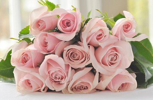 Фото цветы красивые букеты и девушки