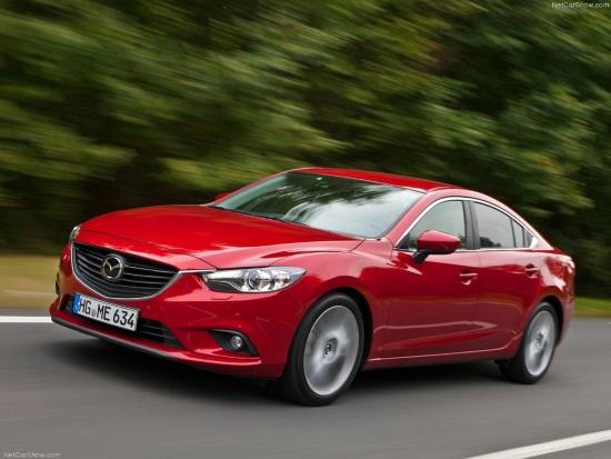 Главный фактор беззаботной езды на Mazda 6 и недорогие запчасти