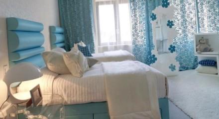 Текстиль в интерьере в создании атмосферы легкости и уюта