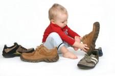 Покупаем правильно детскую обувь в интернет-магазине