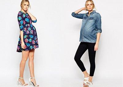 Смотреть Мода 2012 - одежда для беременных видео