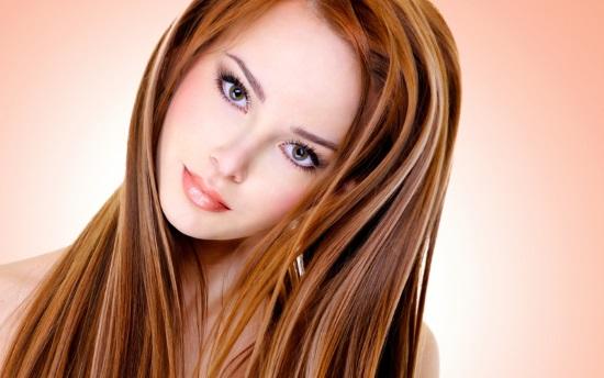 Правила как красить волосы