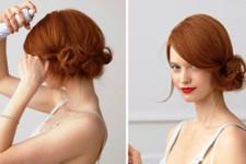 Модные прически на средние волосы: делаем самостоятельно