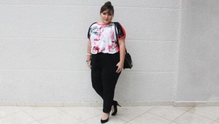 Женские брюки больших размеров: советы по подбору