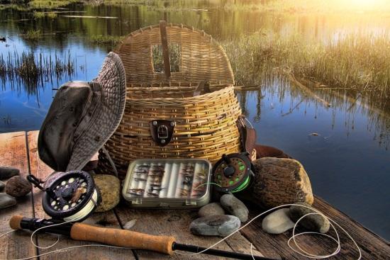 """Рай для поклонников рыбалки в магазине снастей """"РыбакМаг. РФ"""""""