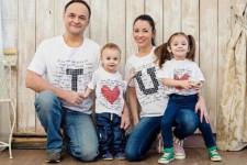 Одежда в стиле Family Look – модный тренд для дружной семьи