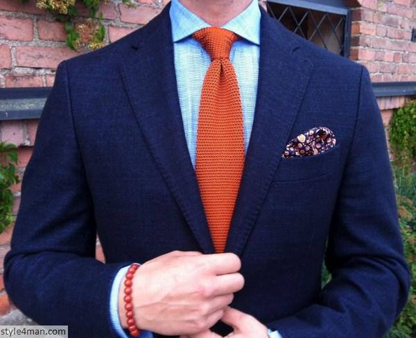 Как подобрать деловой мужской костюм и не ошибиться в цвете