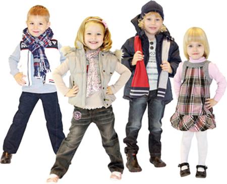 Модная детская одежда по доступным ценам – это реально
