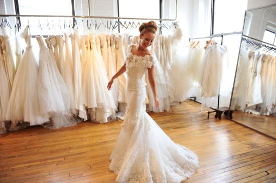 Чем руководствоваться при выборе свадебного платья