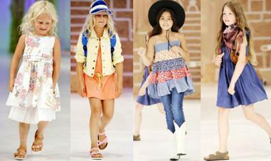 Практичность и элегантность одежды и обуви для девочек