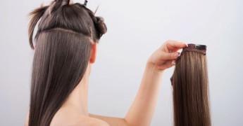 Основные преимущества накладных волос