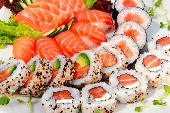 Pizza Sushi Man – быстрая доставка роллов, суши, пиццы и прочих блюд по всей Алма-Ате