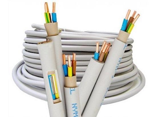 Какую технологию скрутки реализуют в осветительном кабеле ПВС?