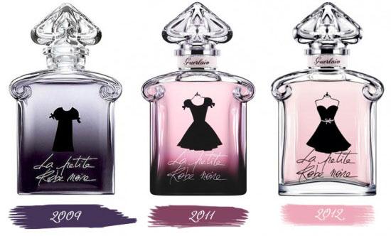Духи Герлен «Маленькое Черное Платье» - изысканность и роскошь в каждой нотке аромата