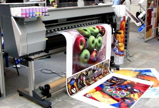 Основная технология по производству полиграфической продукции