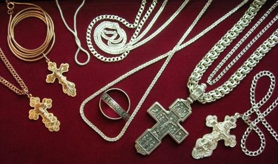 Православные ювелирные украшения – защита или простое украшение