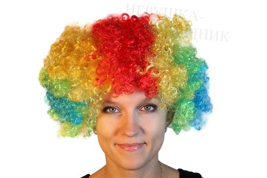 Карнавальные парики - настроение праздника