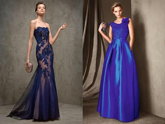 Современные девушки в восторге от широкого выбора вечерних платьев