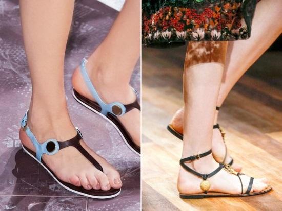 Модная женская обувь в преддверии весны и лета