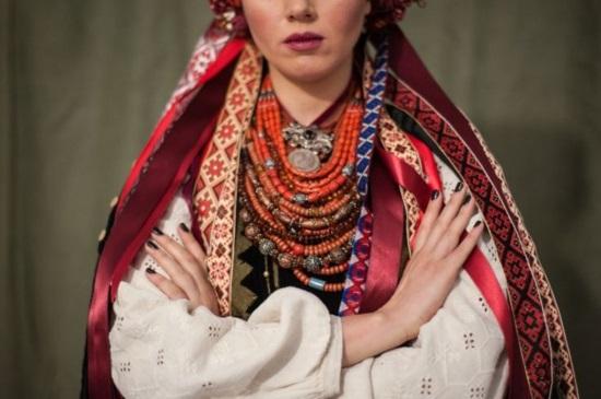 Вышиванка - это история украинского народа