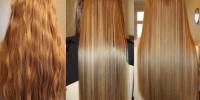 Кератиновое выпрямление волос – эффективный метод восстановления и укрепления волос