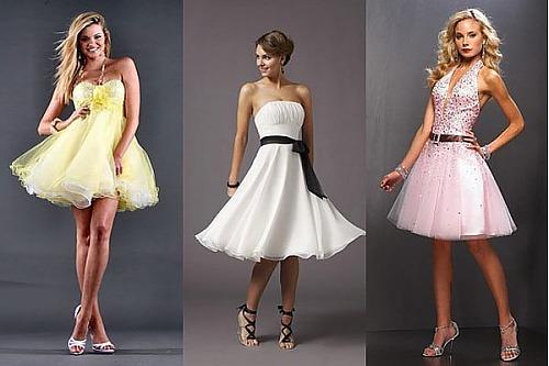 Как выбрать стильное платье на выпускной