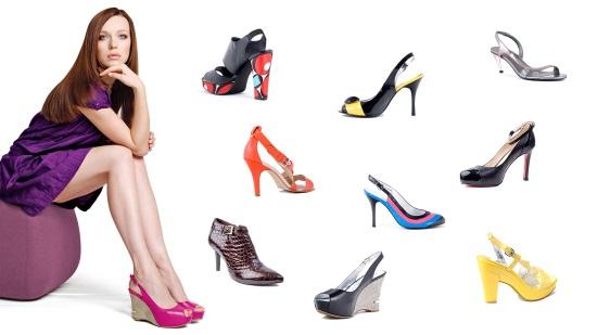 Особенности покупки женской обуви