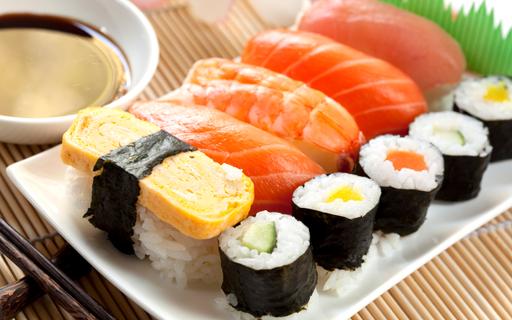 Чем отличаются разные виды суши