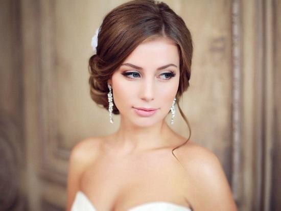 Каким должен быть макияж невесты в свадебный день?