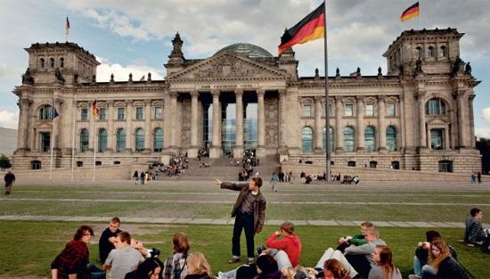Бесплатный культурный туризм в столице Германии