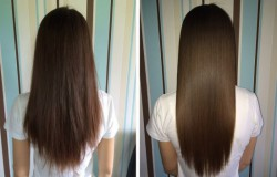 Что такое ламинирование волос?
