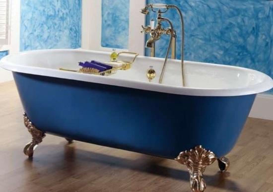 Чугунная ванна прекрасный выбор