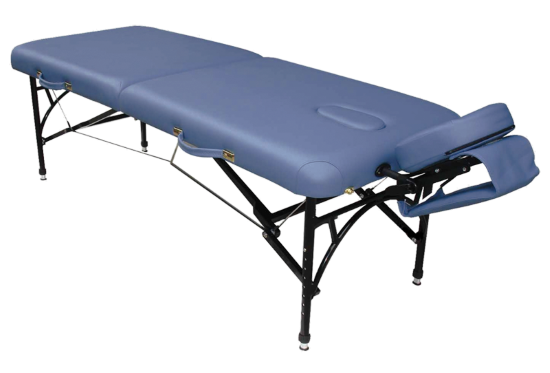 Основы выбора складного переносного массажного стола