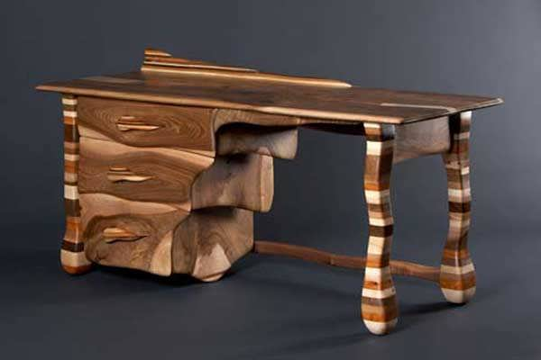 Дизайнерские столы - украшение помещения