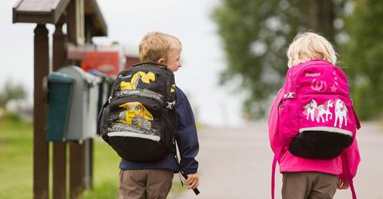 Рюкзаки для детей выбор вместе с ребенком