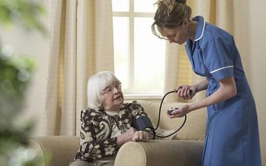 Хорошие условия для комфортного размещения пожилых людей